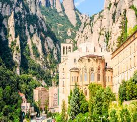 Montserrat Mountains & Montserrat